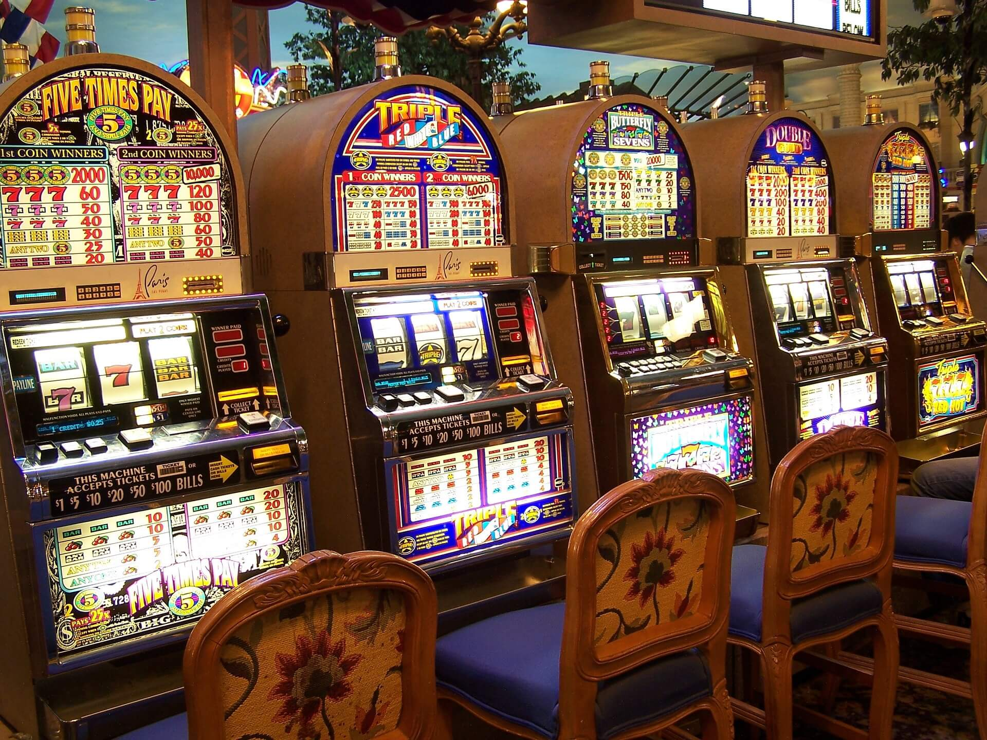 THE BIGGEST ONLINE JACKPOT GAMING SITE